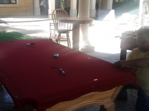 POOL TABLE MOVERS POOL TABLE MOVERS - Expert pool table repair